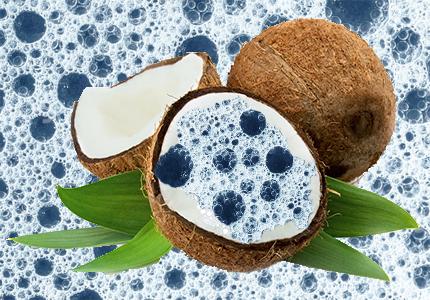 Kokos glukozid