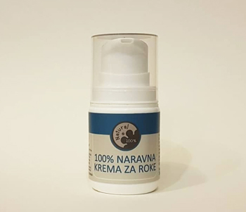 100% naravna krema za ROKE